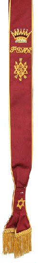 OSM Grand Officer Sash